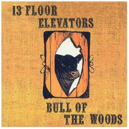13th floor elevators bull of the woods cd album 383691