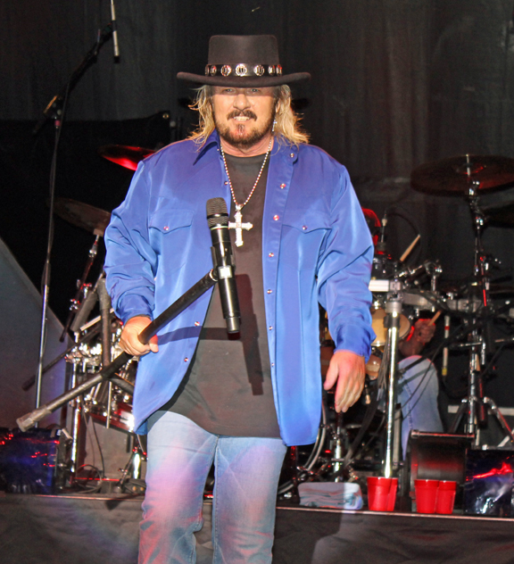 38 special donnie van zant