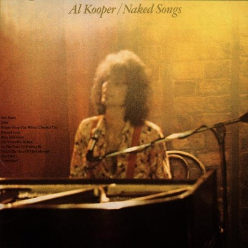 Al kooper naked songs 1973