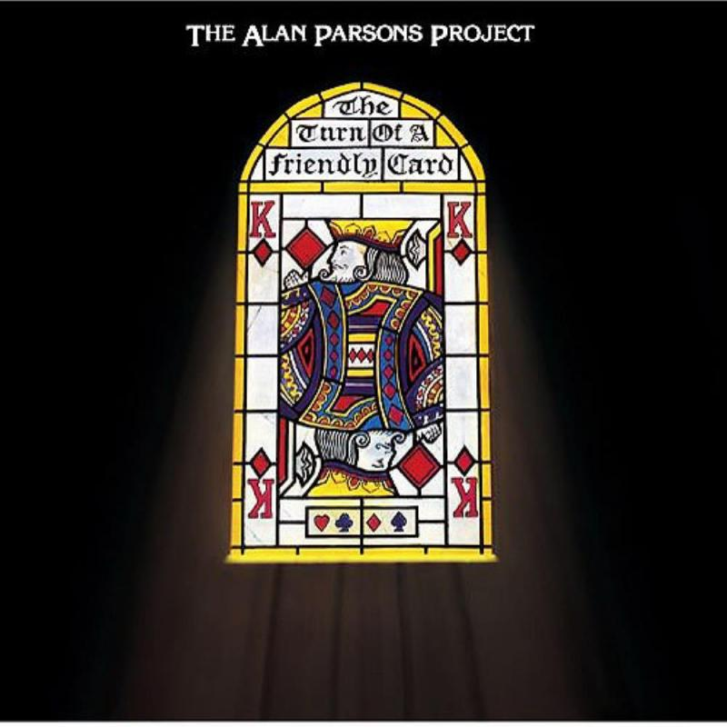 Alan parsons project the turn of a friendly card 1980