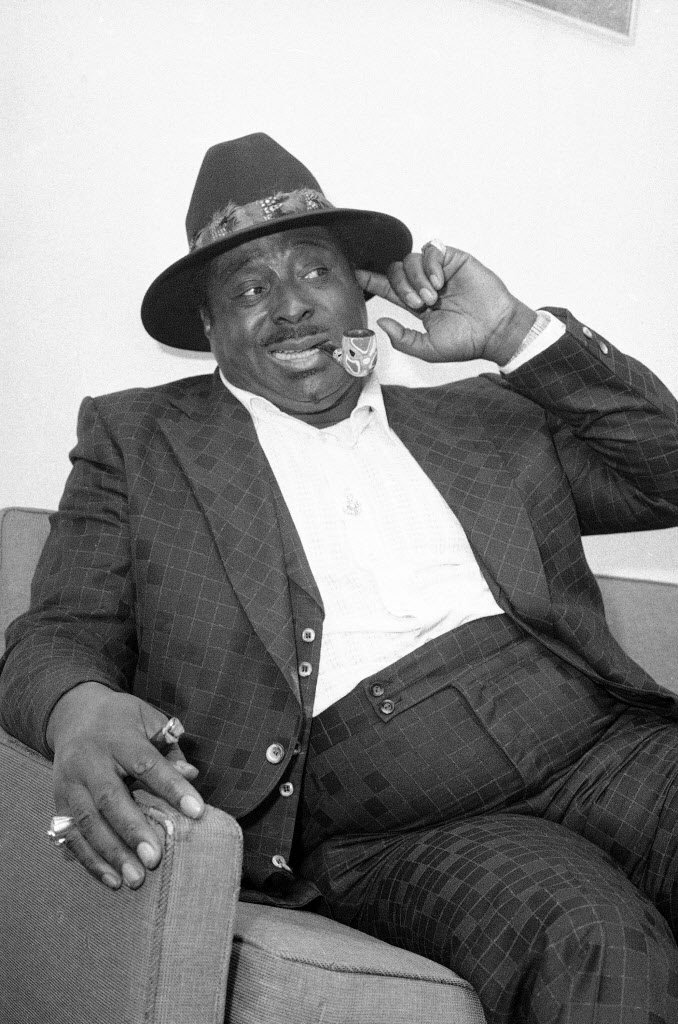 Albert king pipe