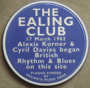 Alexis korner blues incorporated ealing club