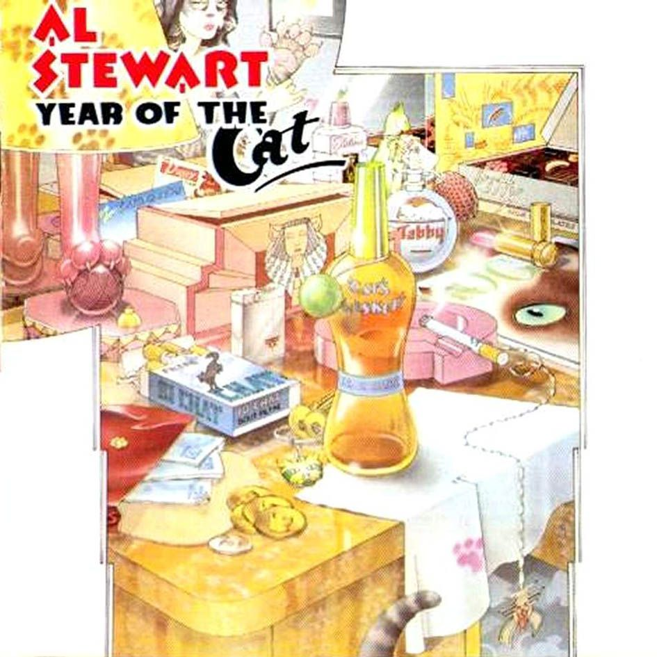 Alstewart the year of the cat