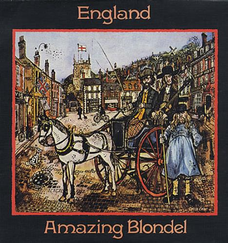Amazing blondel england 72