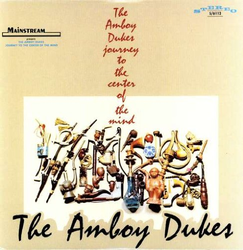 Amboy dukes journey to the center lp