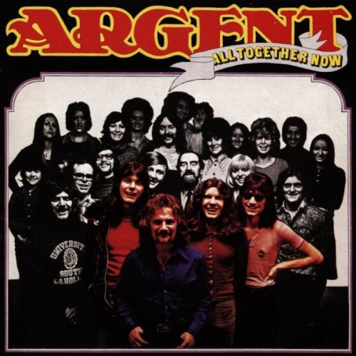 Argent all together now