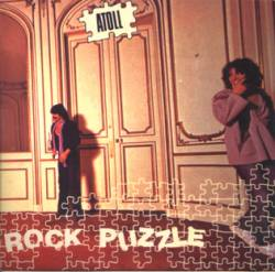 Atoll rock puzzle