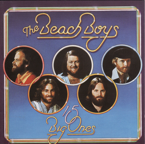Beach boys 15 big ones 1974