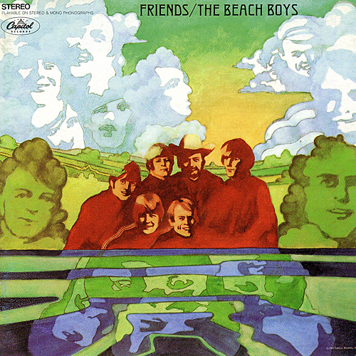 Beach boys friends