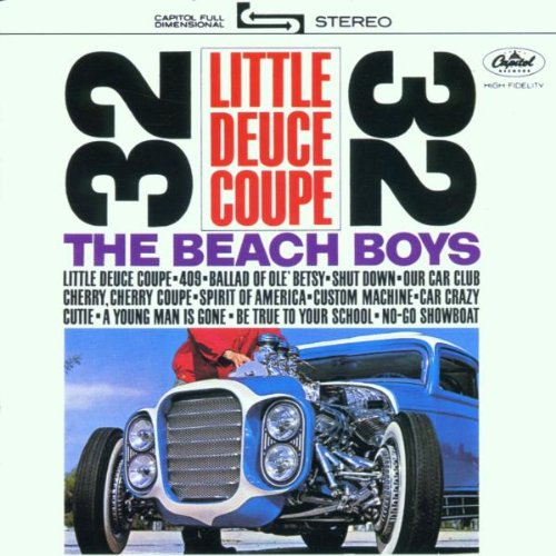 Beach boys little deuce coupe 1963