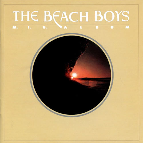 Beach boys m i u album