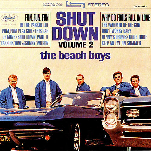 Beach boys shut down vol 2 1964