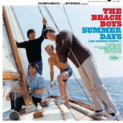 Beach boys summer days and summer nights 1965