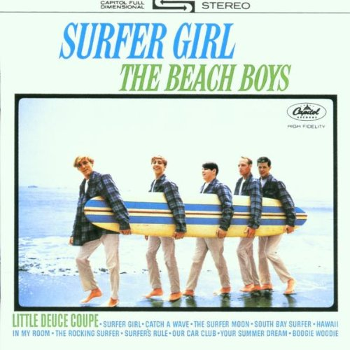 Beach boys surfer girl 1963