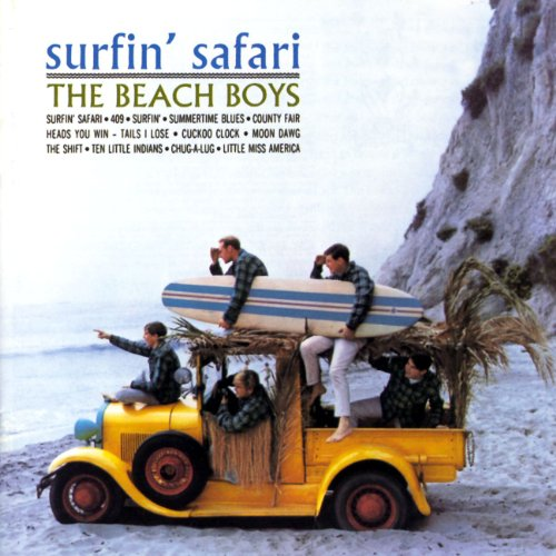 Beach boys surfin safari 1962