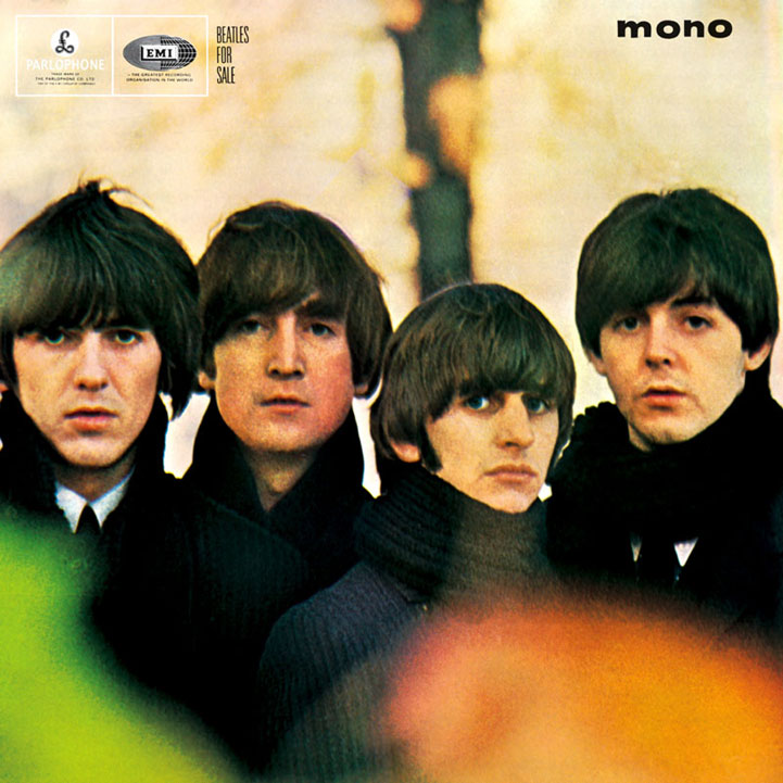 Beatles for sale 1964