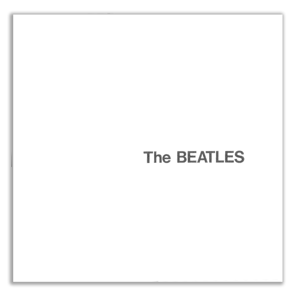 Beatles white album 68