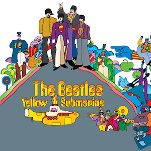 Beatles yellow submarine 59