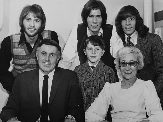 Bee gees family gibb