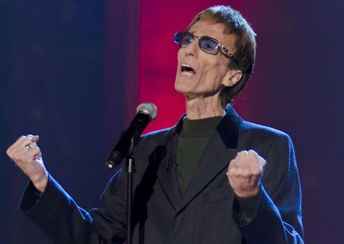 Bee gees robin gibb mort