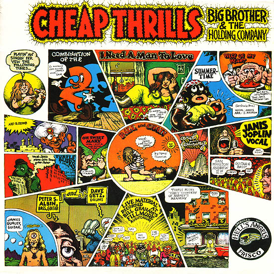 Big brother cheap thrills 1