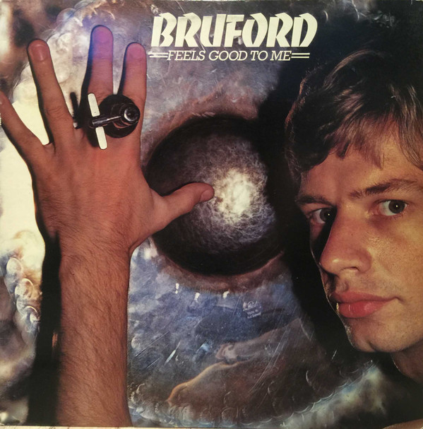 Bill bruford feels good to me 78