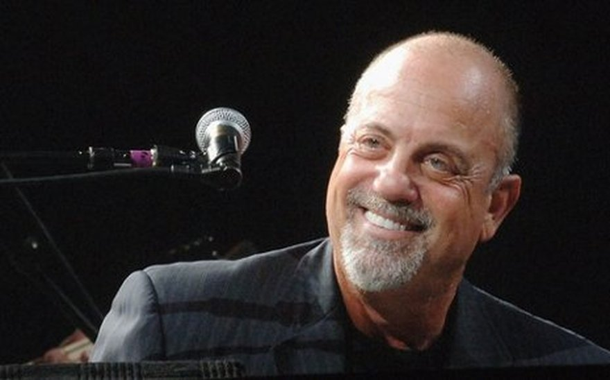 Billy joel portrait