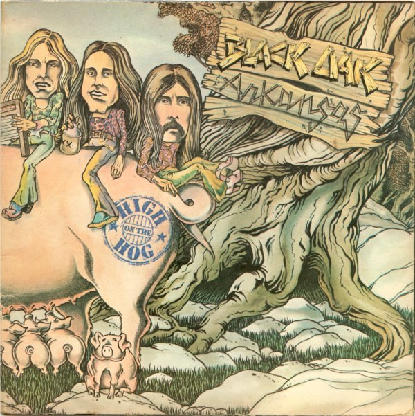 Black oak arkansas high on the hog