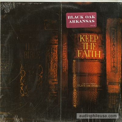 Black oak arkansas keep the faith
