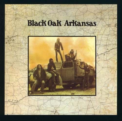 Black oak arkansas lp 1971