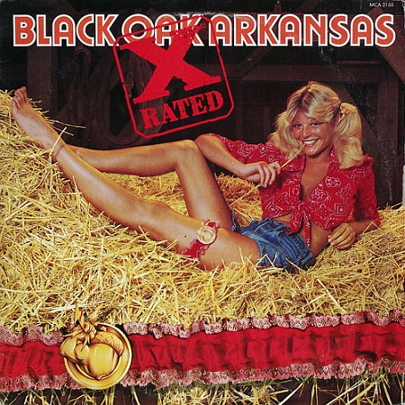 Black oak arkansas rated
