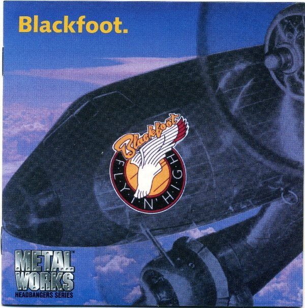 Blackfoot flying high