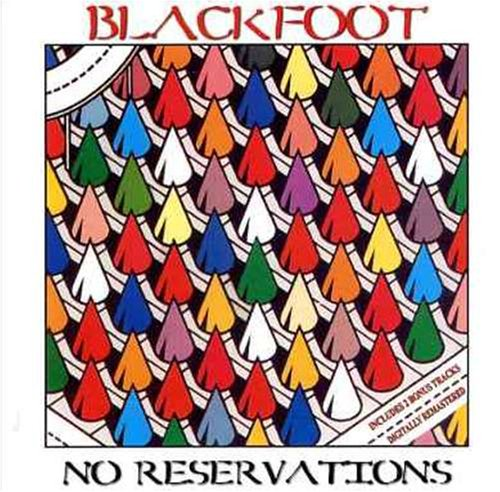 Blackfoot no reservations