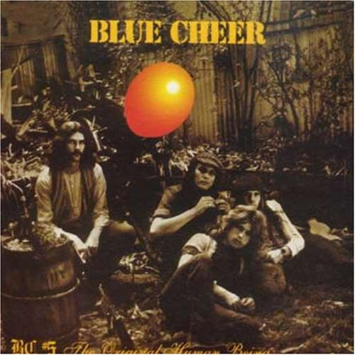 Blue cheer original human being