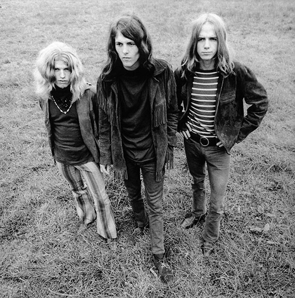 Blue cheer trio