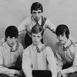 Bowie davie jones and the king bees