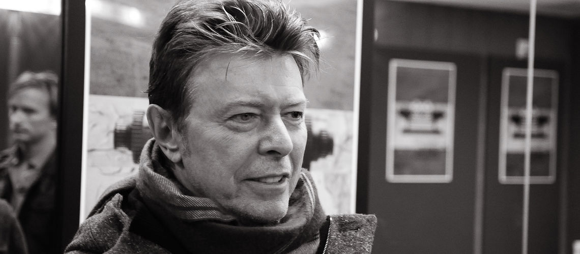 Bowie malade