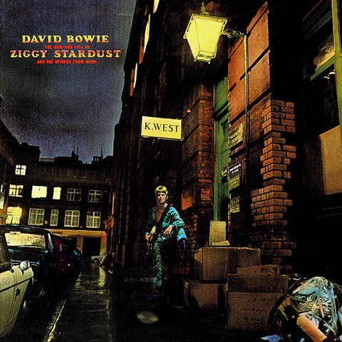 Bowie the rise and fall 73