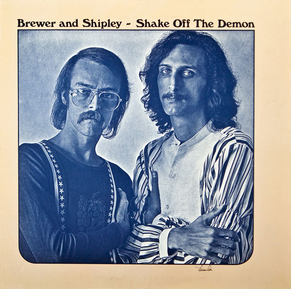 Brewer shipley shake off the demon 1971