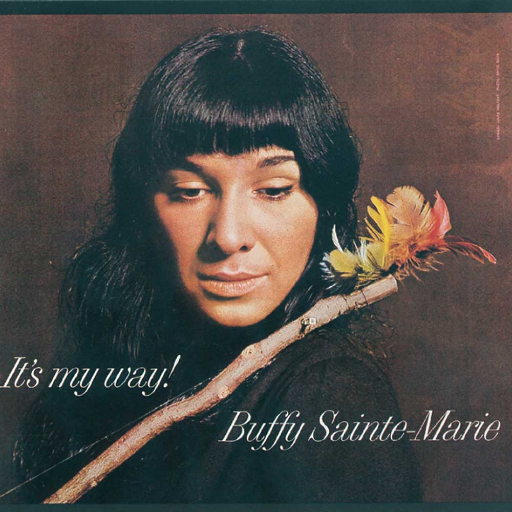 Buffy sainte marie it s my way 1964