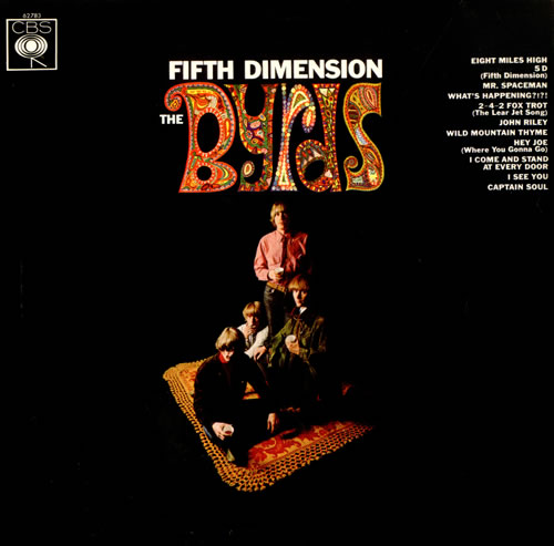 Byrds fifth dimension