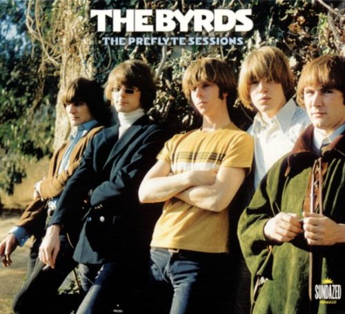 Byrds preflyte sessions