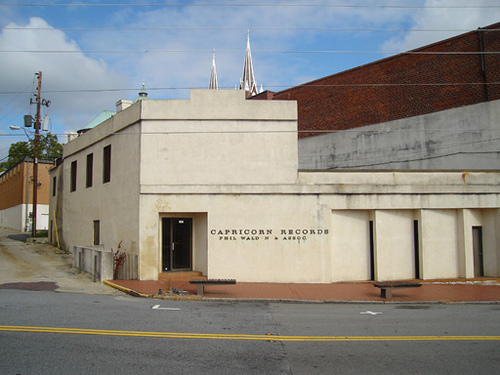 Capricorn records macon