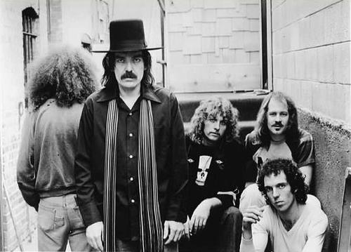 Captain beefheart his magic band