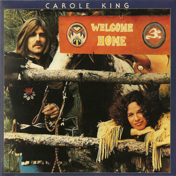 Carole king welcome home