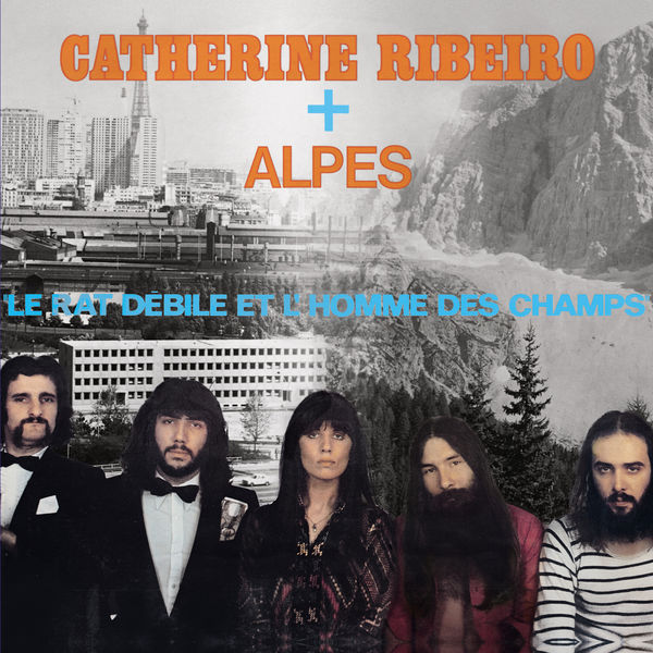 Catherine ribeiro alpes le rat debile 74
