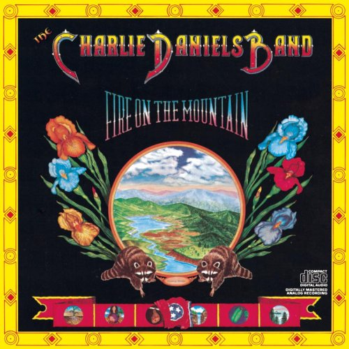 Charlie daniels band fire in the mountain