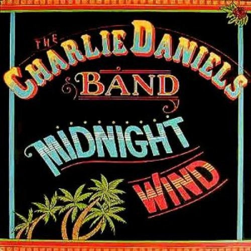 Charlie daniels band midnight wind 77