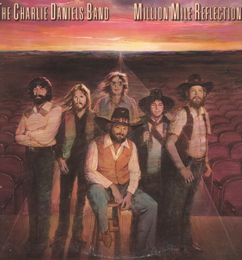 Charlie daniels band million mile reflections 79