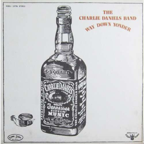 Charlie daniels band way down yonder